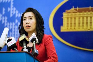 Việt Nam lên tiếng về thông tin Trung Quốc triển khai khinh khí cầu ở Biển Đông