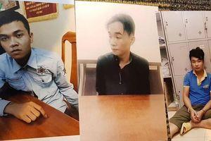 TPHCM: Khởi tố 3 đối tượng cướp tiệm vàng ở Hóc Môn