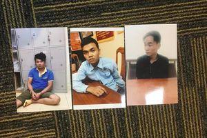 Hành trình truy bắt 3 kẻ nổ súng, cướp tiệm vàng ở TP.HCM