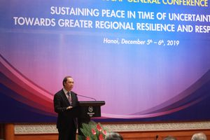 Việt Nam cam kết xây dựng ASEAN gắn kết và chủ động thích ứng tốt hơn