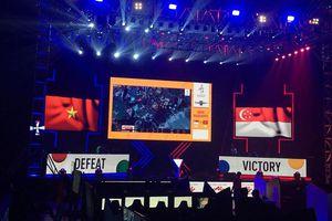 Esports Việt Nam thảm bại tại SEA Games 30 chỉ sau 2 ngày thi đấu chính thức