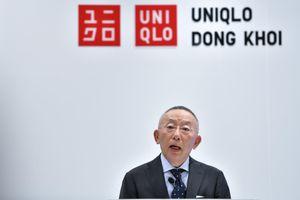 Người giàu nhất Nhật Bản đến TP.HCM khai trương Uniqlo