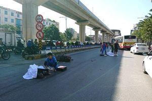 Xảy ra vụ tai nạn nghiêm trọng làm 2 người thương vong tại đường Nguyễn Trãi – Thanh Xuân