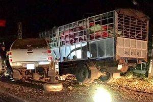 Vụ tai nạn thảm khốc ở Gia Lai: Tài xế xe bán tải say xỉn, chạy lấn đường