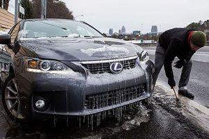 Xử lý ôtô khó nổ vào mùa đông như thế nào?