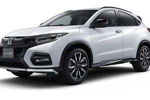Chi tiết Honda HR-V Modulo X mới từ 745 triệu đồng