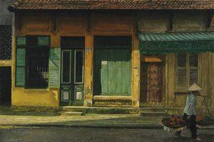 Lặng ngắm nét cổ kính Hà Nội giữa lòng phố thị hiện đại