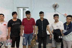 Nhóm đối tượng giả danh cảnh sát hình sự cướp tài sản liên tỉnh