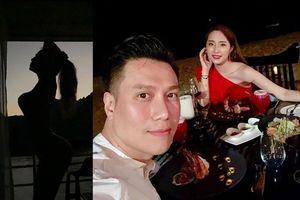 Bị đồn là cô gái nóng bỏng trong bức hình của Việt Anh, Quỳnh Nga nói gì?