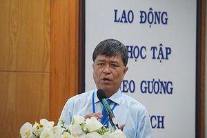 Ông Nguyễn Văn Hiếu nói biên soạn sách giáo khoa rất kỳ công, mất thời gian