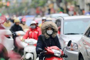 Tin không khí lạnh tăng cường ở miền Bắc và dự báo thời tiết ngày mai 7/12