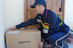 Việc Amazon trả hàng trước cửa nhà khách hàng gây tranh cãi khắp nước Nhật
