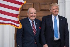 Rudy Giuliani - 'Ngoại trưởng trong bóng tối' của Tổng thống Trump