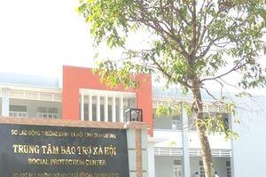 Công an điều tra vụ cô gái tố nhân viên trung tâm bảo trợ xã hội hãm hại