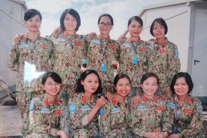 Mỗi cá nhân trong bệnh viện là những đại sứ hòa bình của Việt Nam