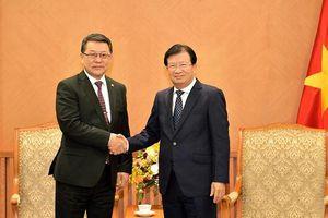 Thúc đẩy hợp tác kinh tế, thương mại Việt Nam-Mông Cổ
