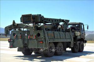 Thổ Nhĩ Kỳ xúc tiến mua thêm lô tên lửa S-400 mới của Nga