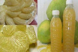 Sai lầm khi ăn bưởi rước bệnh vào cơ thể