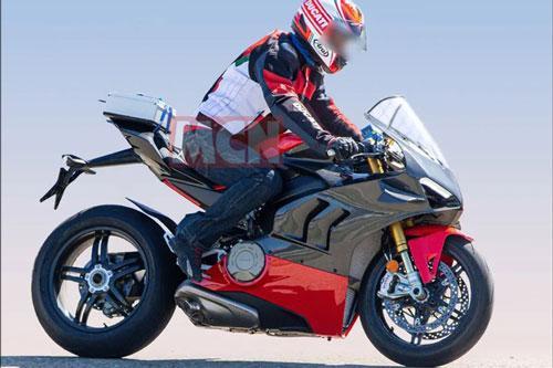 Ducati V4 Superleggera – siêu môtô mạnh 234 mã lực, nặng 161 kg