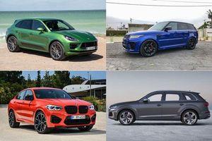 Top 10 xe SUV thể thao tốt nhất năm 2019: Gọi tên Audi SQ7