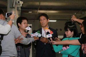 HLV Nishino: 'Tôi xin lỗi tất cả người hâm mộ bóng đá Thái Lan'