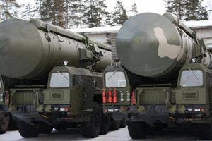 Nga đã vượt Mỹ về vũ khí hạt nhân trên bộ