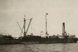 Có gì trên tàu hàng số hiệu Trung Quốc vừa dạt vào bờ biển Hà Tĩnh?