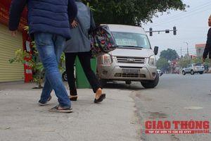 Lạng Sơn: Nhức nhối nạn 'xe dù, bến cóc' dùng vũ lực để cạnh tranh