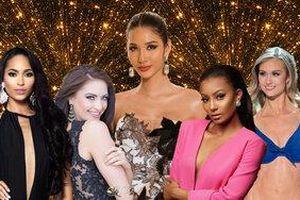 Dàn cựu thí sinh Miss Universe khen ngợi Hoàng Thùy: 'Đẹp lộng lẫy - Truyền cảm hứng và sẽ thắng giải'