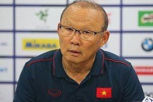 HLV Park Hang Seo đề nghị PV Việt Nam không quay lén U22 Campuchia