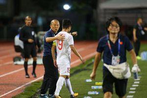Quang Hải cần 2 tuần nghỉ ngơi, chính thức chia tay SEA Games