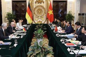 Việt Nam - Đức thống nhất tăng cường quan hệ đối tác chiến lược