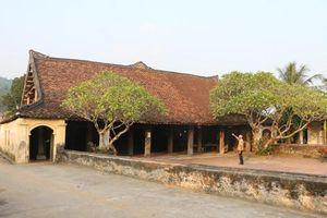 Đình làng xứ Thanh: Di sản văn hóa và câu chuyện bảo tồn (Bài 3): Buồn trông... đình cổ