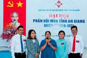 Đại hội Phân hội Múa An Giang nhiệm kỳ 2019 -2024
