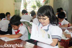Thư 'cận' và ước mơ làm cô giáo