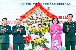 Phát huy truyền thống 'Bộ đội Cụ Hồ', góp phần vào sự phát triển của tỉnh