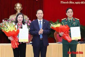 Ban Bí thư chuẩn y nhân sự mới tại Đà Nẵng, Thanh Hóa, An Giang