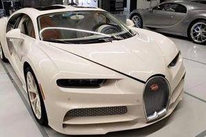 Độc đáo siêu phẩm Bugatti Chiron phiên bản… Hermes
