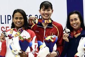 Ánh Viên xuất thần, thể thao Việt Nam vẫn 'tụt bậc'