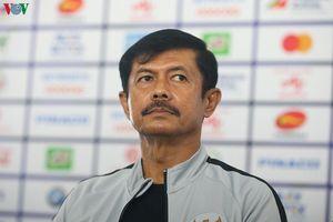 HLV Sjafri: 'U22 Indonesia là ứng viên hàng đầu cho HCV SEA Games 30'