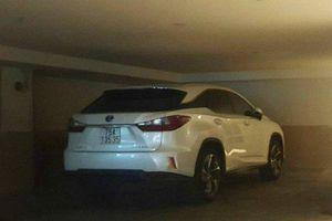 Bất minh cấp biển số VIP cho xe Lexus của doanh nghiệp: Công an kết luận thế nào?