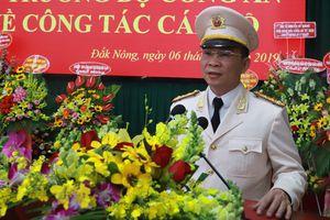 Công an Đắk Nông có giám đốc mới