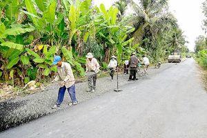 Nâng cao chất lượng xây dựng nông thôn mới