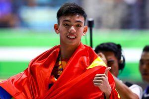 Khi đẳng cấp của Huy Hoàng vượt ra khỏi đấu trường SEA Games