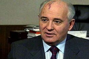Cựu Tổng thống Gorbachev từng mê mẩn sách của Lermontov