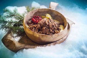 Đặc sản thịt tuần lộc ở quê hương ông già Noel