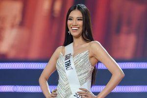 Top 10 Hoa hậu Hoàn vũ Việt Nam khoe sắc với váy dạ hội