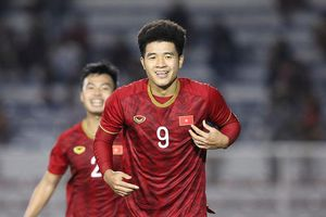 Thắng đậm U22 Campuchia, U22 Việt Nam tái hẹn U22 Indonesia ở trận chung kết