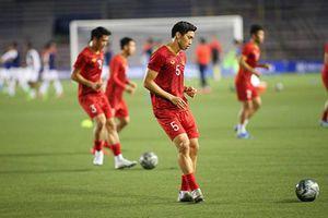 U22 Việt Nam 3 - 0 U22 Campuchia: Đức Chinh lập cú đúp bàn thắng