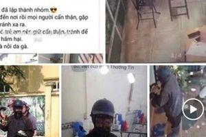 Cô gái 21 tuổi tung tin 'người đàn ông bôi đen mặt' xuất hiện ở Cà Mau